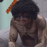 Big Brother Tag 40 - Christian in seinem Halloweenkostüm