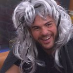 Big Brother Tag 40 - Manuel in seinem Halloweenkostüm