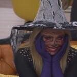 Big Brother Tag 40 - Sharon als Hexe