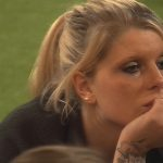 Big Brother Tag 51 - Sharon weint