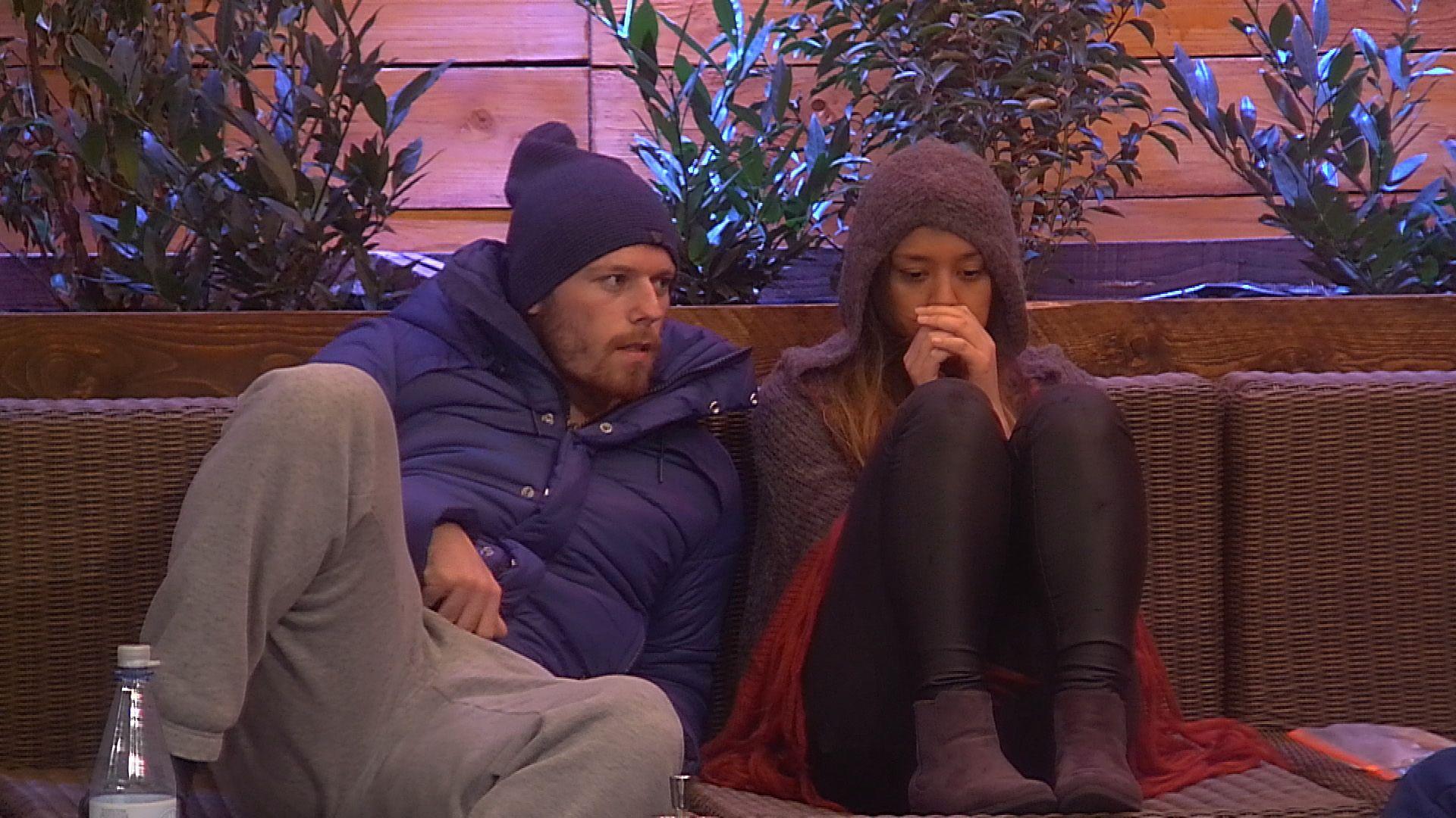 Big Brother Tag 58 - Dennis und Maria