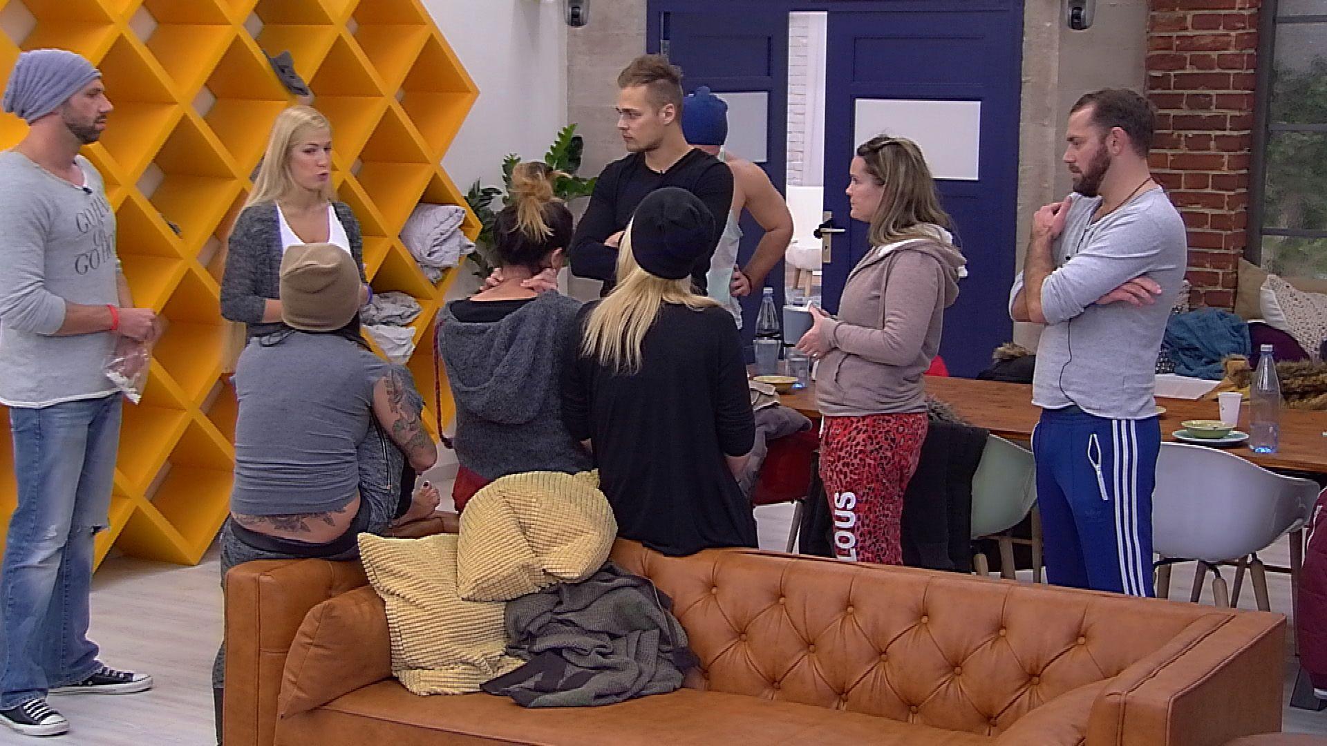 Big Brother Tag 58 - Diskussion um die neue Wochenaufgabe