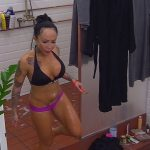 Big Brother Tag 5 - Lusy im Badezimmer