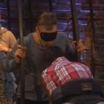 Big Brother Tag 60 – Christian spielt Blinde Kuh mit Maria