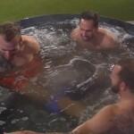 Big Brother Tag 60 – Dennis, Guido und Thomas im Whirlpool