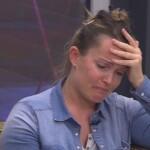 Big Brother Tag 69 - Bianca weint
