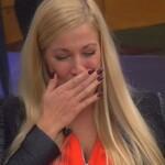 Big Brother Tag 69 - Natascha weint