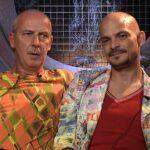 Promi Big Brother 2016 Tag 6 - Mario und Ben im Sprechzimmer