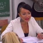 Big Brother Tag 75 - Lusy als Geschichtslehrerin