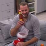 Big Brother Tag 76 - Thomas freut sich über Ketchup