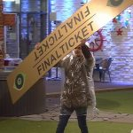 Big Brother Tag 79 - Christian mit Finalticket