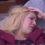 Big Brother Tag 79 – Natascha weint wegen ihrer Nominierung