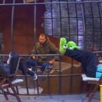 Big Brother Tag 7 – Hans-Christian, Thomas und Tim