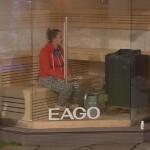 Big Brother Tag 82 – Bianca testet die Sauna