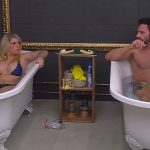 Big Brother Tag 82 – Sharon und Guido beim Match Klimagipfel