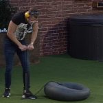 Big Brother Tag 86 - Christian beim Match Pumpen