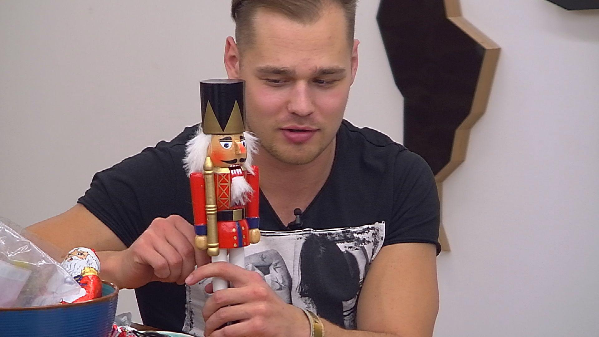 Big Brother Tag 86 - Christian und Nussknacker Kalle