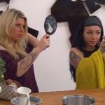 Big Brother Tag 87 - Sharon und Lusy