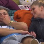 Big Brother Tag 87 - Christian und Sharon