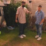Im Zeltlager kommt es zum Streit zwischen Joey und Chris