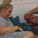 Big Brother Tag 9 - Asa tröstet Manuel