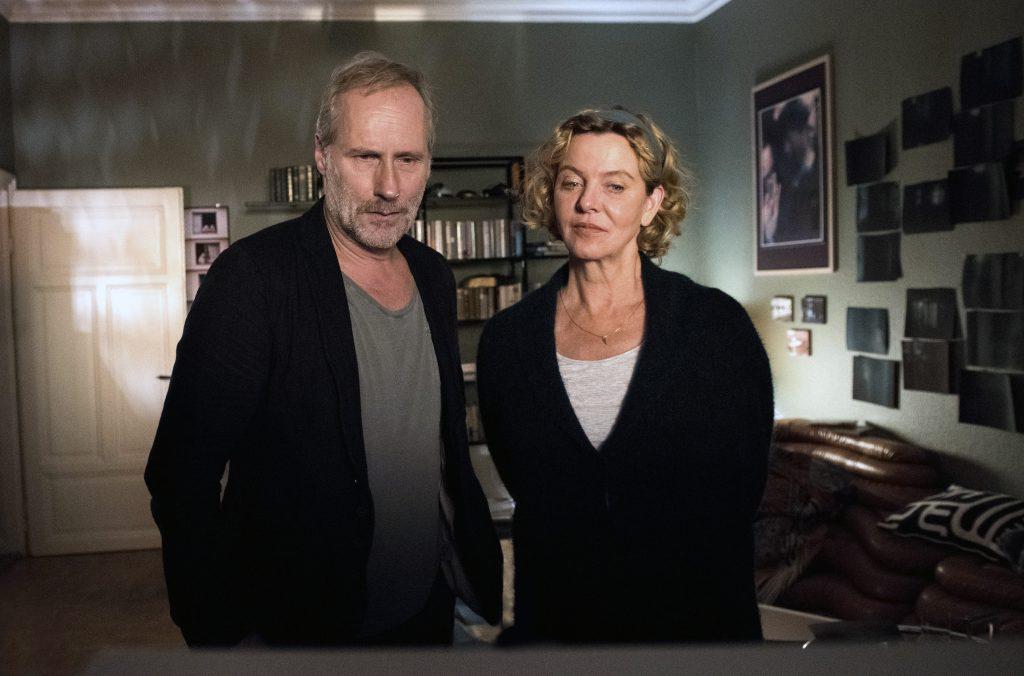 Paul Brix (Wolfram Koch) und Anna Janneke (Margarita Broich).