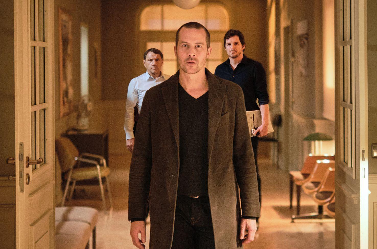 Barnaby Metschurat als Oliver Manlik, der sein früheres Leben zurückbekommen will und versucht, die Kommissare Lannert (Richy Müller) und Bootz (Felix Klare) dafür zu instrumentalisieren.