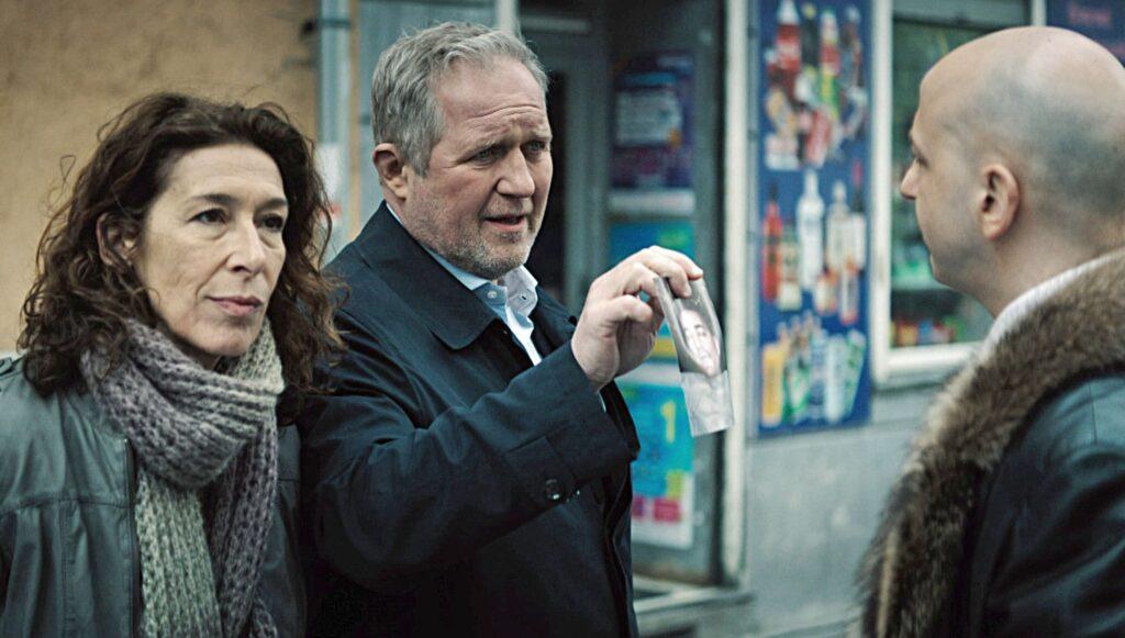 Bibi Fellner (Adele Neuhauser) und ihr Kollege Moritz Eisner (Harald Krassnitzer) versuchen den Mord an einem türksichen Geschäftsmann aufzuklären.