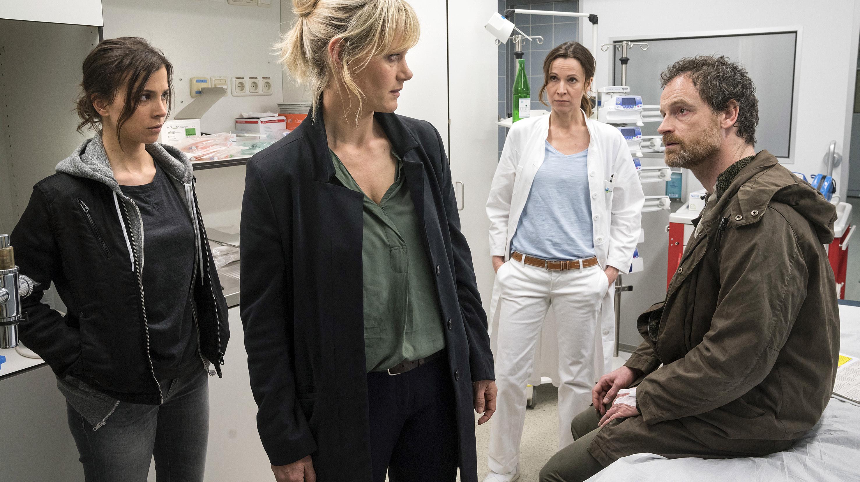 Tatort Dortmund: Inferno - Ausstrahlung heute Abend im Ersten