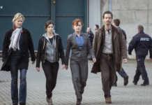Mordkommission in der JVA: Die Ermittlungen von Martina Bönisch, Nora Dalay und Peter Faber sollen möglichst keine unnötige Unruhe bringen – wünscht sich Gefängnisdirektorin Angelika Zerrer.