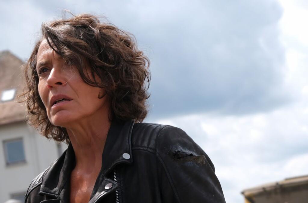 Lena Odenthal (Ulrike Folkerts) hat den Eindruck, dass der Hauptverdächtige sie austricksen will und ist entschlossen, das nicht zuzulassen.
