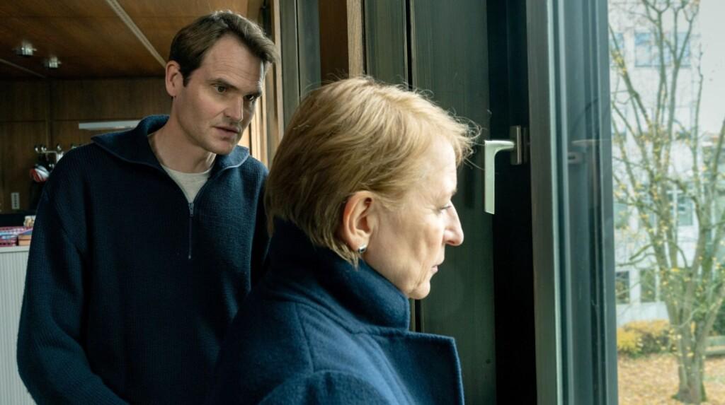 """""""Tatort: Wo ist Mike"""" - Felix Voss (Fabian Hinrichs) und Paula Ringelhahn (Dagmar Manzel) sind bestürzt über die aktuellen Entwicklungen des Falls."""