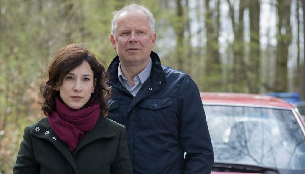 Die Kommissare Klaus Borowski (Axel Milberg) und Sarah Brandt (Sibel Kekilli) ermitteln in der Kieler Drogenszene.
