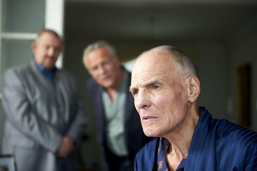 Jakob Broich ist ein kranker Mann. Er weiß, dass er nicht mehr lange zu leben hat.