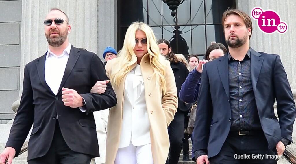 Kesha hat gerade vor Gericht gegen ihren Produzenten verloren.