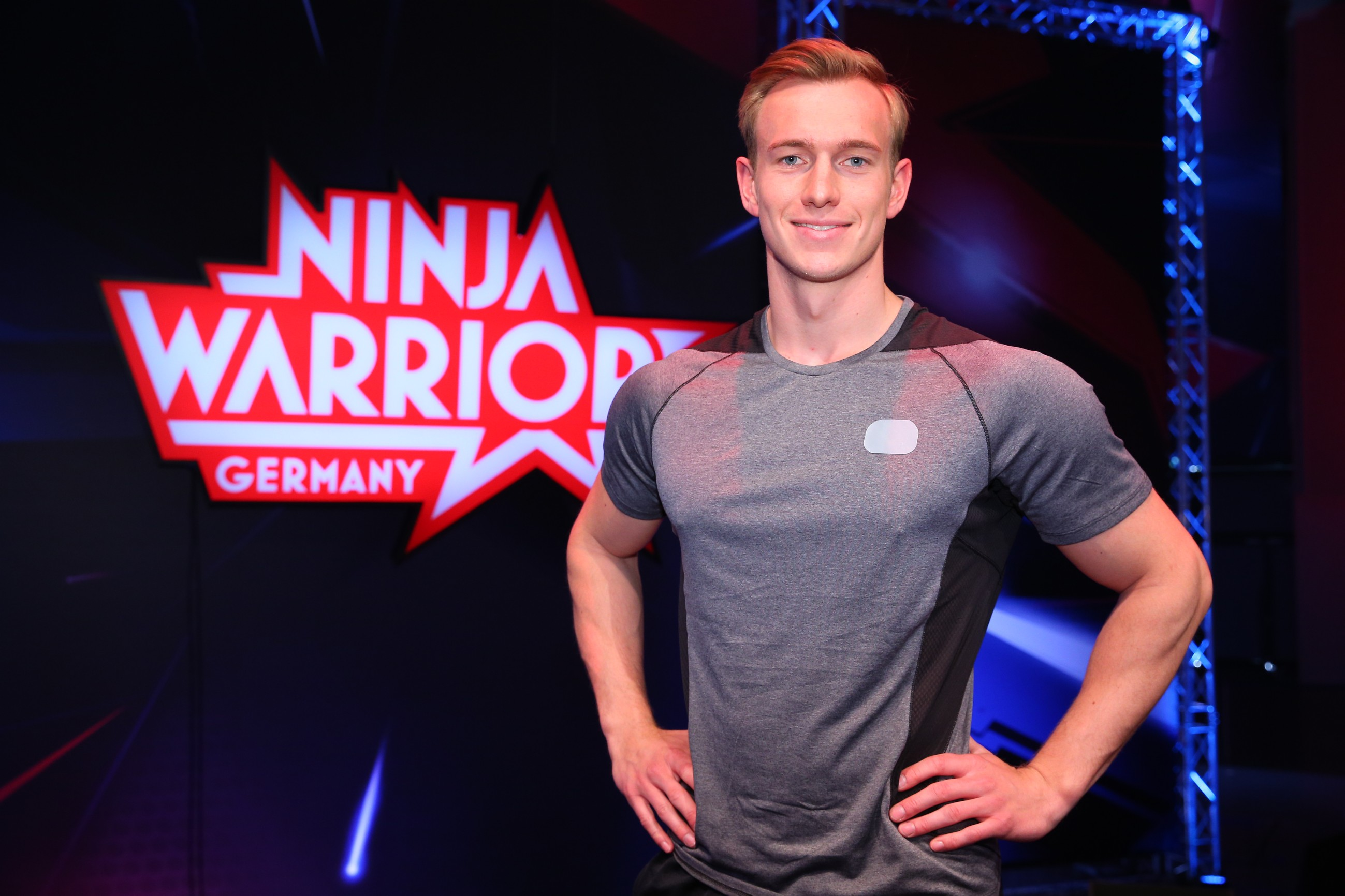 Jan Hojer Ninja Warrior