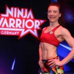 Ninja Warrior Germany 2016 Teilnehmer - Athletin Sandra Jung
