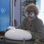 Big Brother 2020 - Tim ist für zwei Stunden blind
