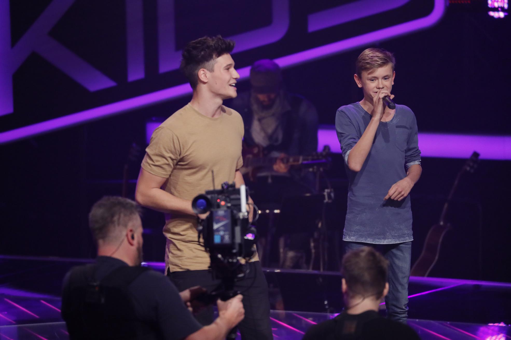 The Voice Kids 2017 - Tom