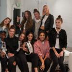 GNTM 2017 Umstyling - Melina, Carina, Giuliana, Anh, Leticia, Deborah, Soraya, Brenda, Julia und Kimberly