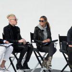 GNTM 2017 - Michael Michalsky,  Shaun Ross, Heidi Klum und Thomas Hayo