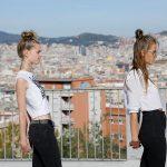 GNTM 2017 - Neele und Claudia