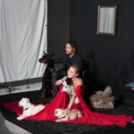 Germany's Next Topmodel 2017 - Thomas Hayo und Maja