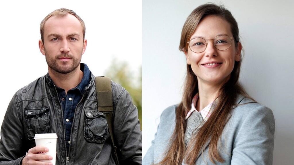 Katja und Philipp sind die Neuen im VL-Cast