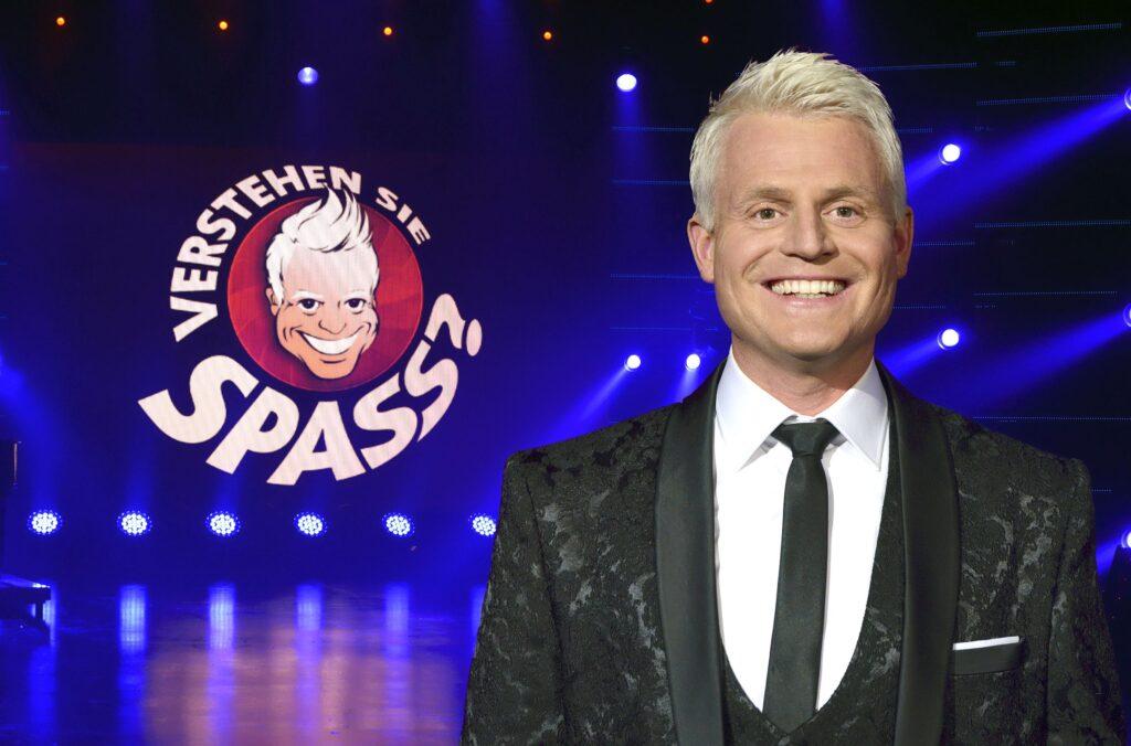 """Guido Cantz moderiert auch heute Abend wieder """"Verstehen Sie Spaß?"""""""