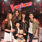 The Voice Kids Finale 2017 - Leon, Marie-Sophie und Pia