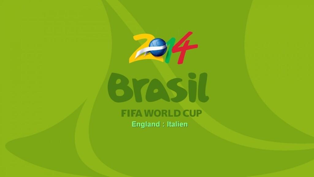 Trainer Roy Hodgson ist mit einer recht unerfahrenen Truppe nach Brasilien gereist