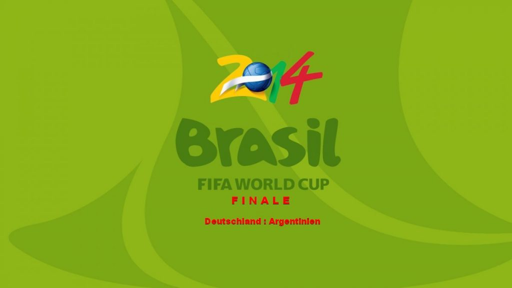 Heute Abend überträgt Das Erste live das mit Spannung erwartete WM-Finale Deutschland - Argentinien.