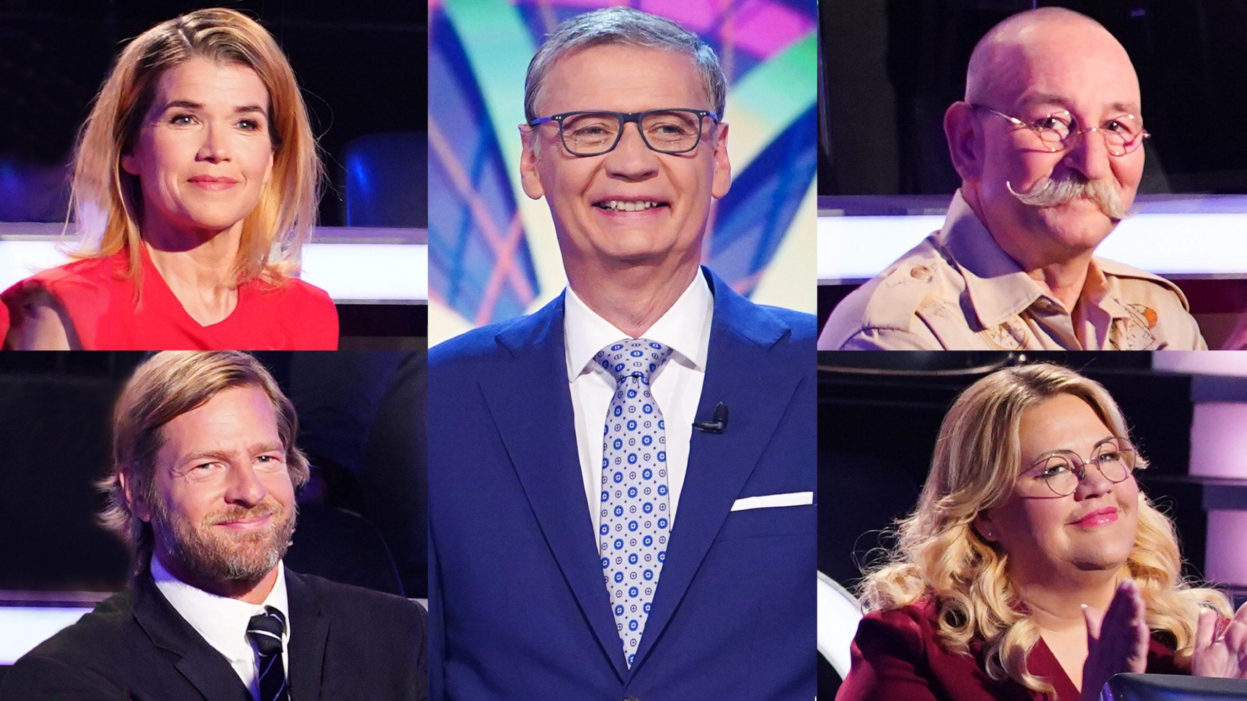 """""""Wer wird Millionär? Prominenten-Special"""" bei RTL (01.06.2020)"""