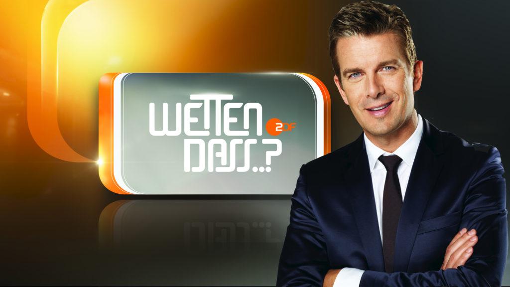 """Markus Lanz moderiert heute Abend """"Wetten, dass..?"""" aus Düsseldorf"""